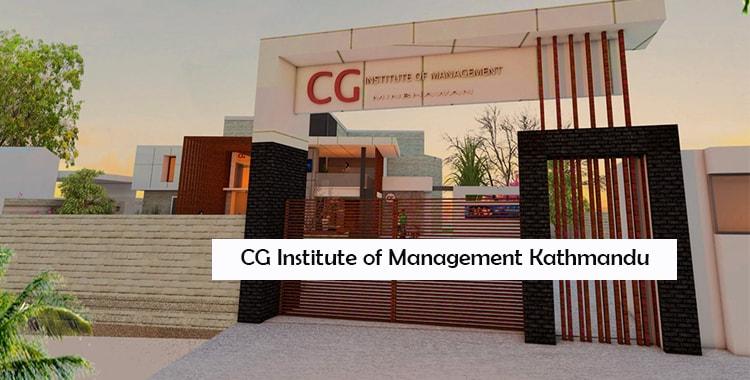 CG Institute of Management Kathmandu