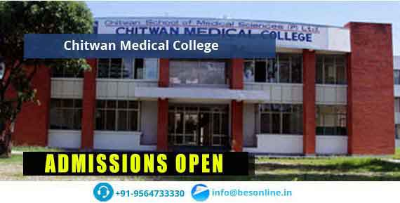 Chitwan Medical College Courses