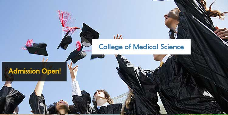College of Medical Science Bharatpur Admissions