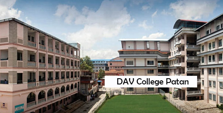 DAV College Courses