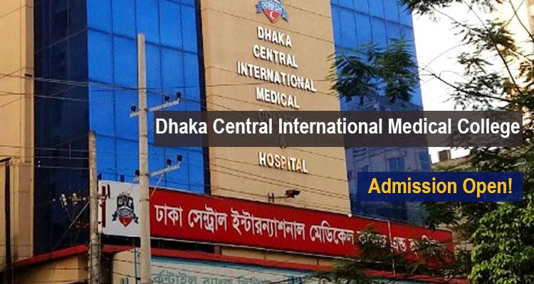 Dhaka Central International Medical College