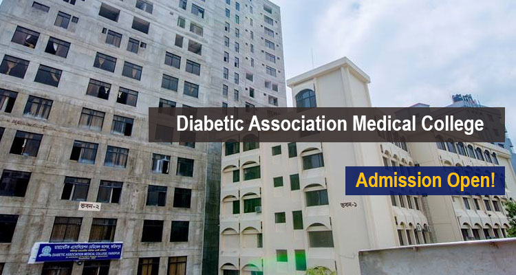 Diabetic Association Medical College Fees Structure
