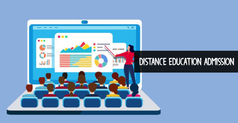 Distance Education Admission