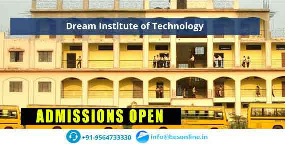 Dream Institute of Technology Fees Structure