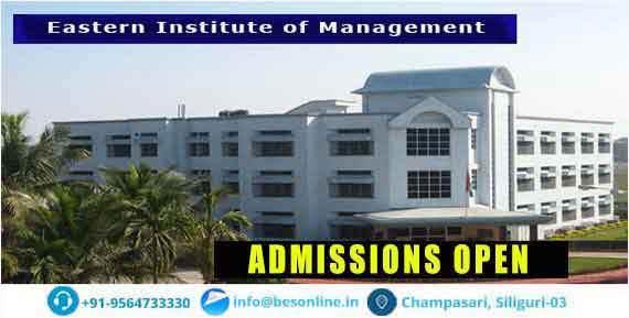Eastern Institute of Management Fees Structure