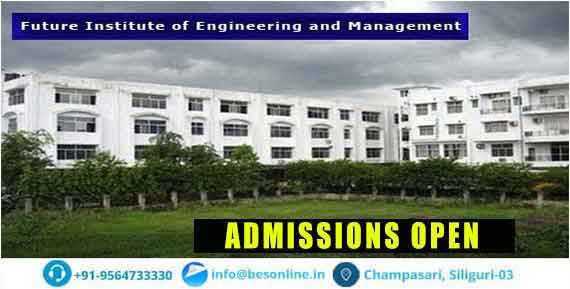 Future Institute of Engineering and Management Fees Structure