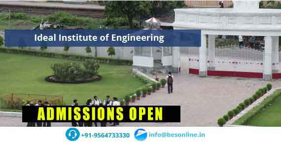 Ideal Institute of Engineering Admissions