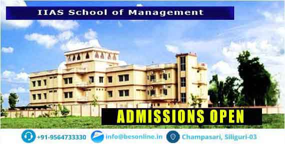 IIAS School of Management Scholarship