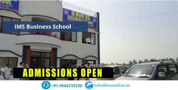 IMS Business School Admission