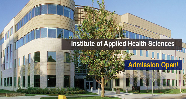 Institute of Applied Health Sciences Facilities