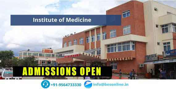 Institute of Medicine Nepal Fees Structure