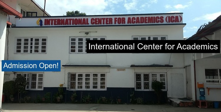 International Center for Academics Kathmandu Entrance Exam