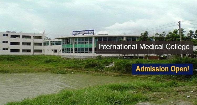 International Medical College Admission