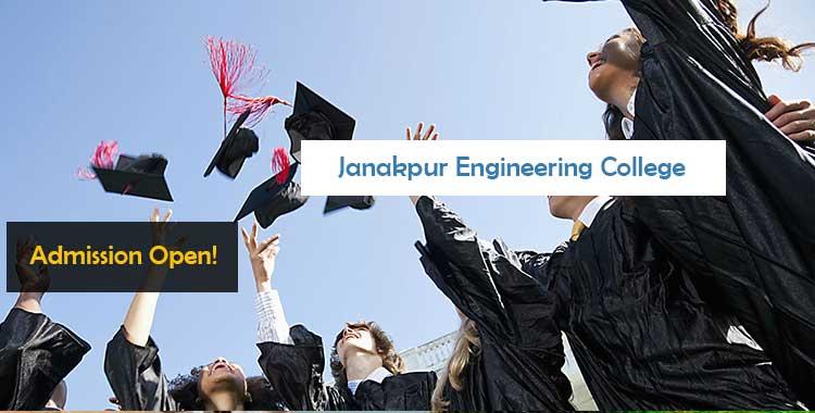 Janakpur Engineering College Kathmandu Admissions