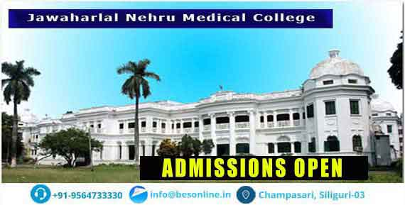 Jawaharlal Nehru Medical College Courses