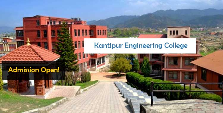 Kantipur Engineering College Lalitpur Courses