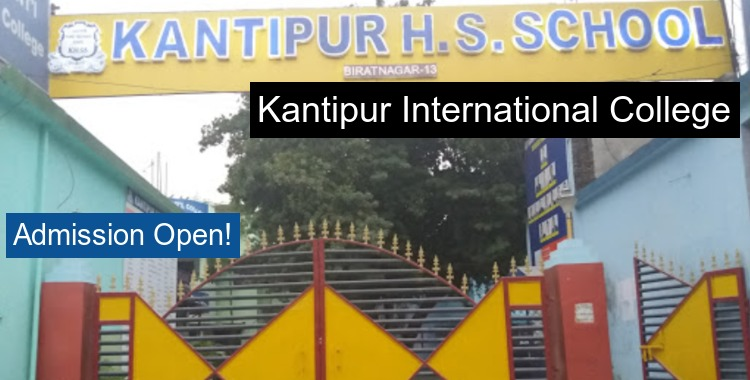 Kantipur International College Biratnagar Admissions