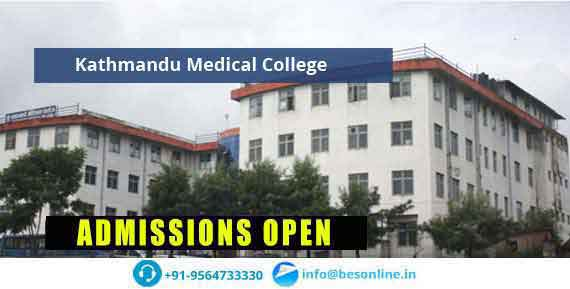 Kathmandu Medical College Admissions