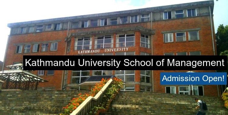 Kathmandu University School of Management Kathmandu Scholarship