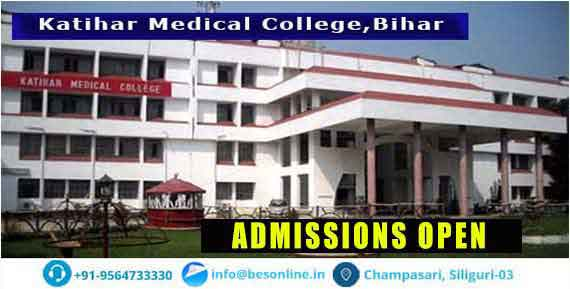 Katihar Medical College Facilities