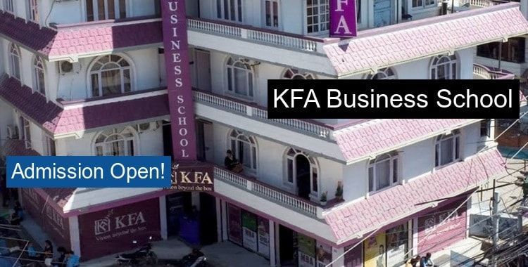 KFA Business School Kathmandu Courses