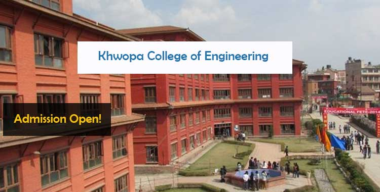 Khwopa College of Engineering Bhaktapur Fees Structure