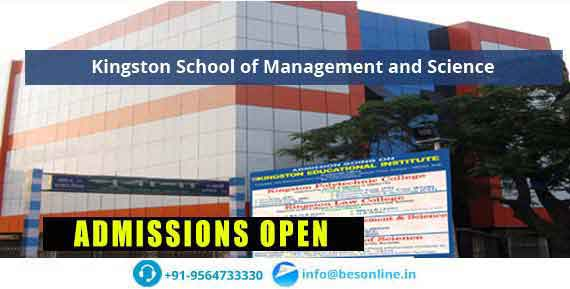 Kingston School of Management and Science