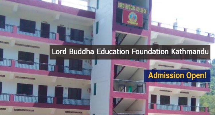 Lord Buddha Education Foundation Kathmandu Scholarship