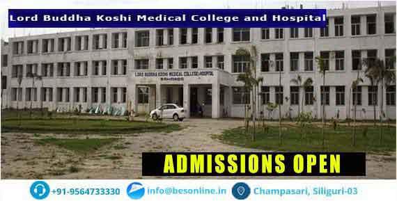 Lord Buddha Koshi Medical College Scholarship