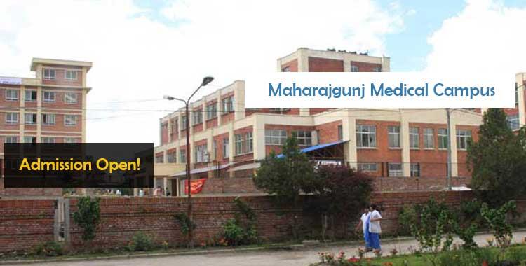 Maharajgunj Medical Campus Kathmandu Admissions