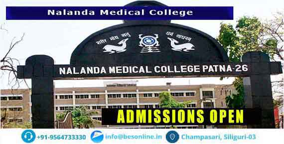 Nalanda Medical College Courses
