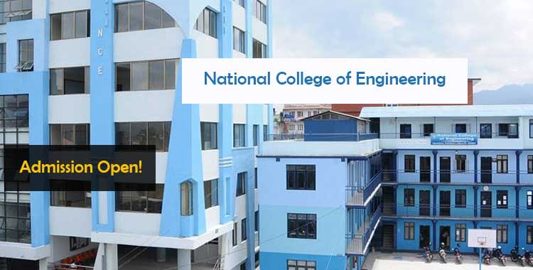 National college of engineering Lalitpur Admissions