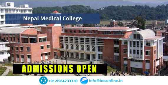 Nepal Medical College Facilities