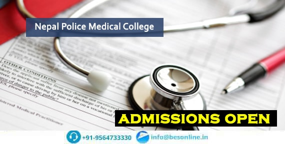Nepal Police Medical College Facilities