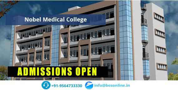 Nobel Medical College Admissions