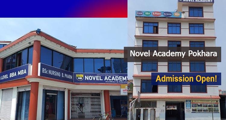 Novel Academy Pokhara Admissions