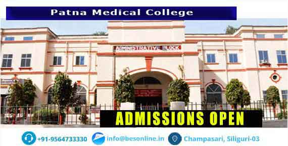 Patna Medical College and Hospital Admission