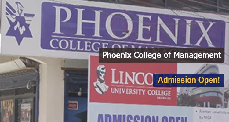 Phoenix College of Management Patan Courses