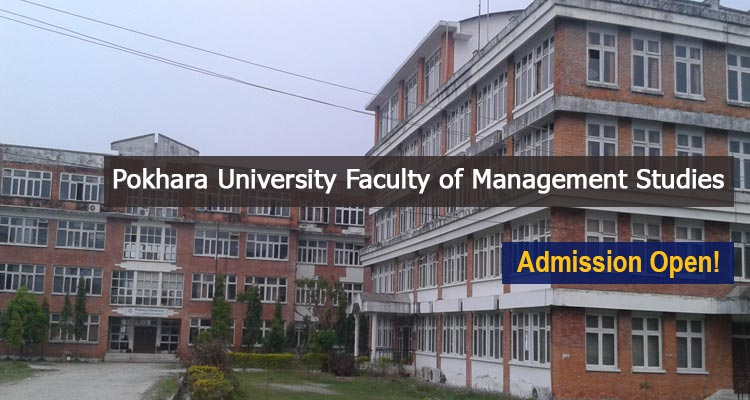 Pokhara University Faculty of Management Studies Pokhara
