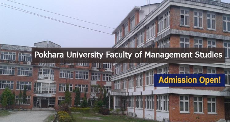 Pokhara University Faculty of Management Studies Pokhara