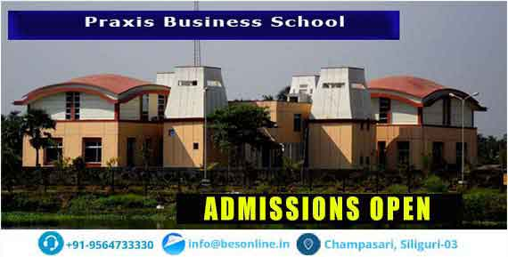 Praxis Business School Admissions