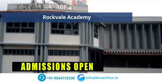 Rockvale Academy Admissions