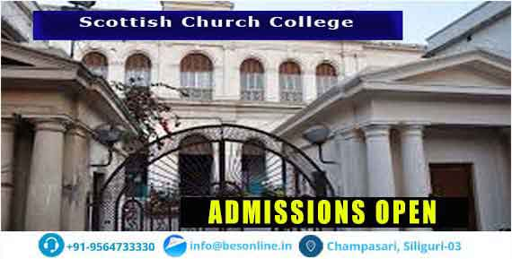 Scottish Church College Scholarship