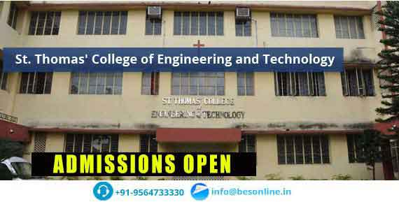 St. Thomas College of Engineering & Technology Facilities