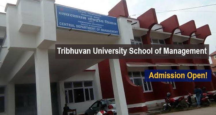 Tribhuvan University School of Management Kirtipur