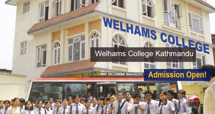 Welhams College Entrance Exam
