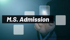 Sher-e-Bangla Agricultural University, Dhaka MS Admission 2019