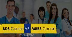BDS Course vs. MBBS Course