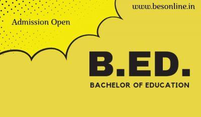 University of Burdwan B.Ed. Admission 2019 Notification Released