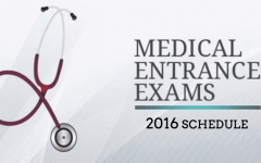Medical Entrance Exam Schedules 2016